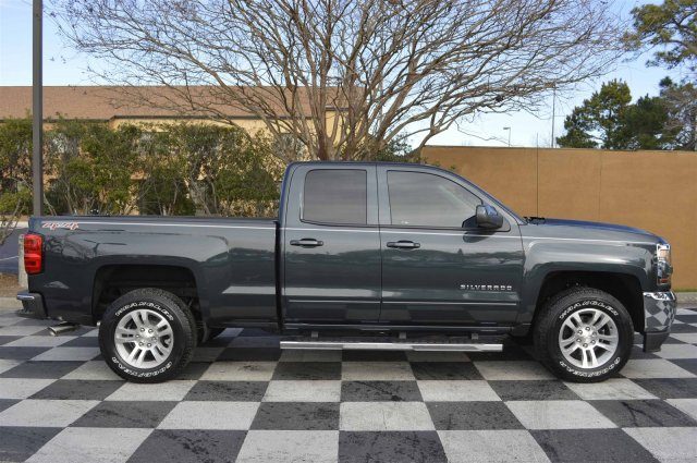 2017 Silverado 1500 Double Cab 4x4, Pickup #S1714 - photo 8