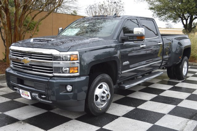 2017 Silverado 3500 Crew Cab 4x4, Pickup #S1731 - photo 3