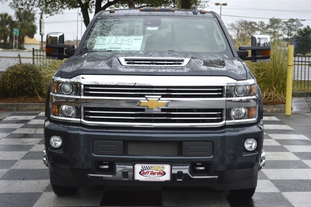 2017 Silverado 3500 Crew Cab 4x4, Pickup #S1731 - photo 4