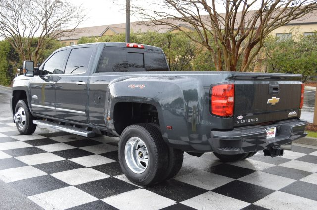 2017 Silverado 3500 Crew Cab 4x4, Pickup #S1731 - photo 5