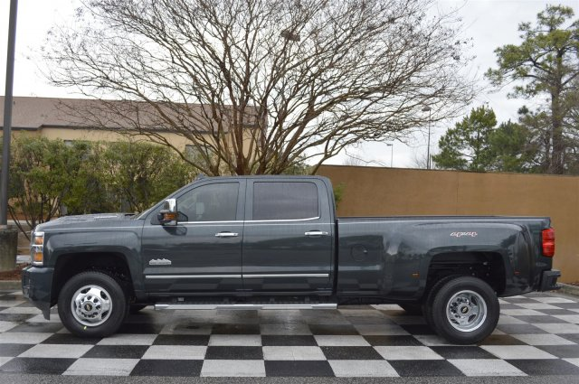 2017 Silverado 3500 Crew Cab 4x4, Pickup #S1731 - photo 7