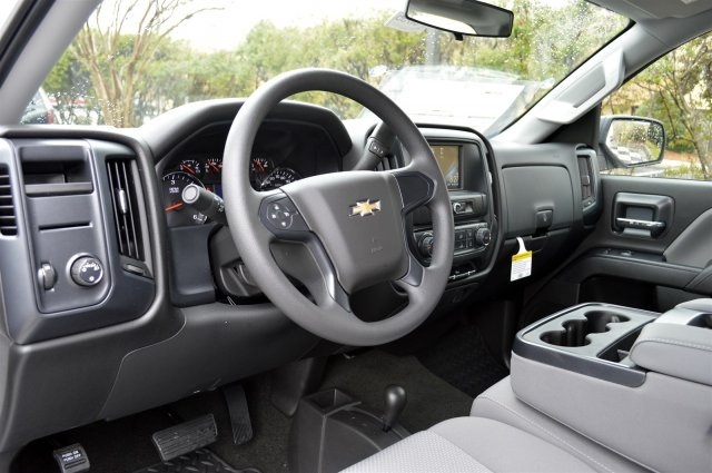 2017 Silverado 1500 Double Cab 4x4, Pickup #S1735 - photo 10