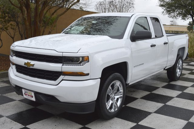 2017 Silverado 1500 Double Cab 4x4, Pickup #S1735 - photo 3