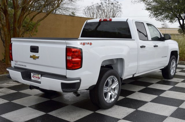 2017 Silverado 1500 Double Cab 4x4, Pickup #S1735 - photo 2