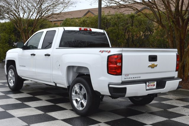 2017 Silverado 1500 Double Cab 4x4, Pickup #S1735 - photo 5