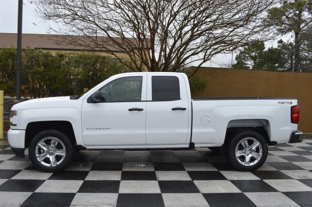 2017 Silverado 1500 Double Cab 4x4, Pickup #S1735 - photo 7