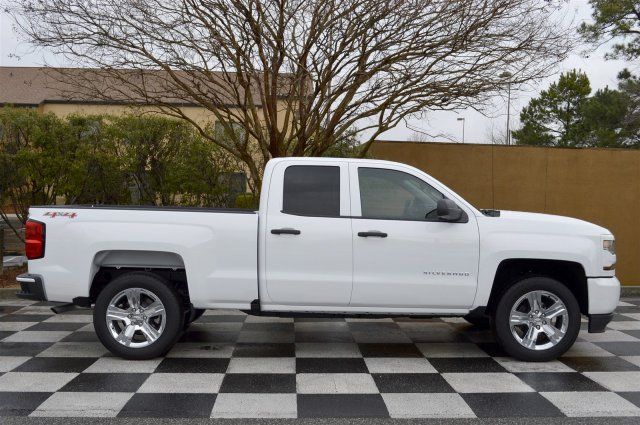 2017 Silverado 1500 Double Cab 4x4, Pickup #S1735 - photo 8