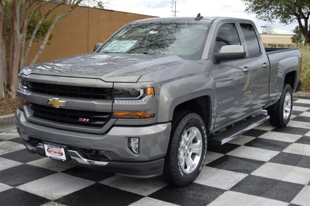 2017 Silverado 1500 Double Cab 4x4, Pickup #S1736 - photo 3