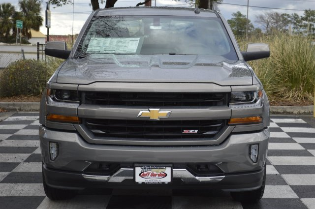 2017 Silverado 1500 Double Cab 4x4, Pickup #S1736 - photo 4