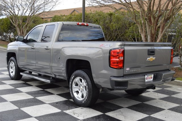 2017 Silverado 1500 Double Cab 4x4, Pickup #S1736 - photo 5