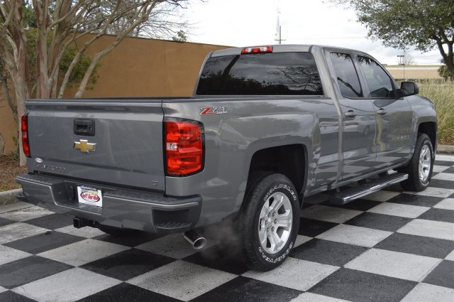2017 Silverado 1500 Double Cab 4x4, Pickup #S1736 - photo 2