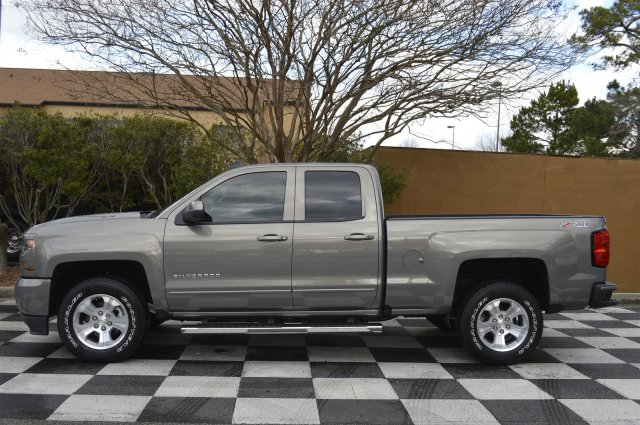 2017 Silverado 1500 Double Cab 4x4, Pickup #S1736 - photo 7