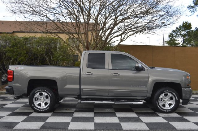 2017 Silverado 1500 Double Cab 4x4, Pickup #S1736 - photo 8