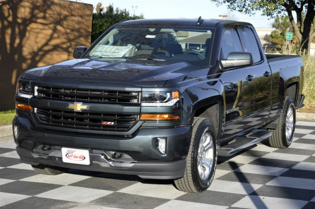 2017 Silverado 1500 Double Cab 4x4, Pickup #S1743 - photo 3