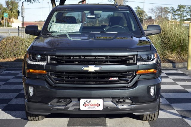 2017 Silverado 1500 Double Cab 4x4, Pickup #S1743 - photo 4