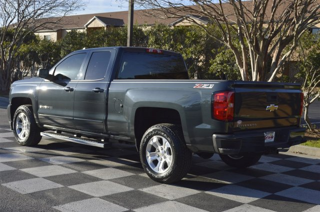 2017 Silverado 1500 Double Cab 4x4, Pickup #S1743 - photo 5