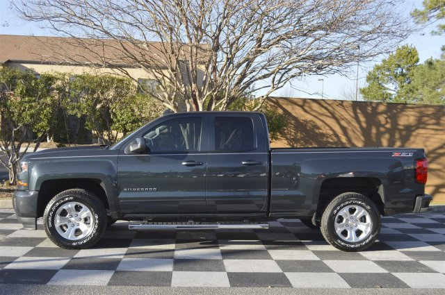 2017 Silverado 1500 Double Cab 4x4, Pickup #S1743 - photo 7