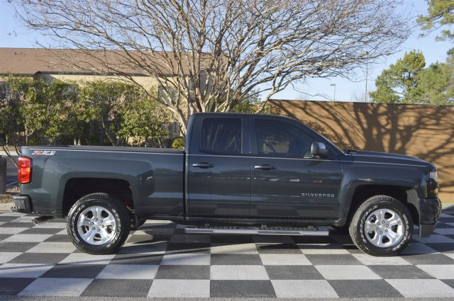 2017 Silverado 1500 Double Cab 4x4, Pickup #S1743 - photo 8