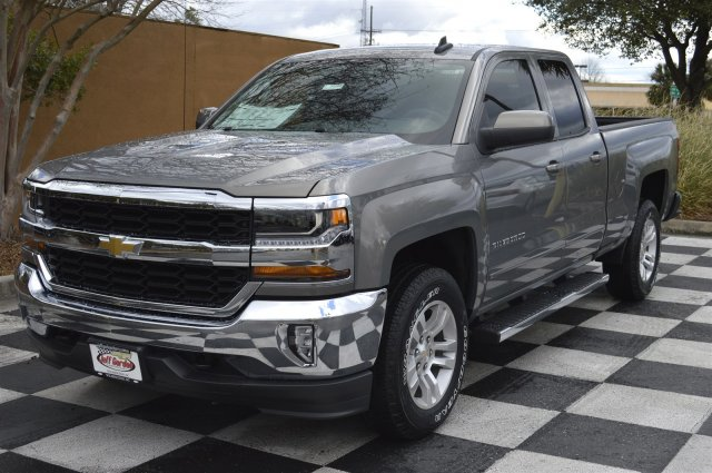 2017 Silverado 1500 Double Cab 4x4, Pickup #S1744 - photo 3