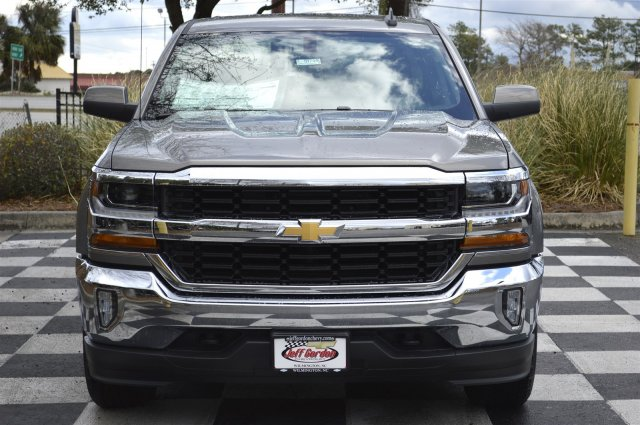 2017 Silverado 1500 Double Cab 4x4, Pickup #S1744 - photo 4