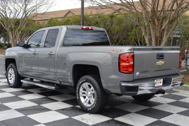 2017 Silverado 1500 Double Cab 4x4, Pickup #S1744 - photo 5