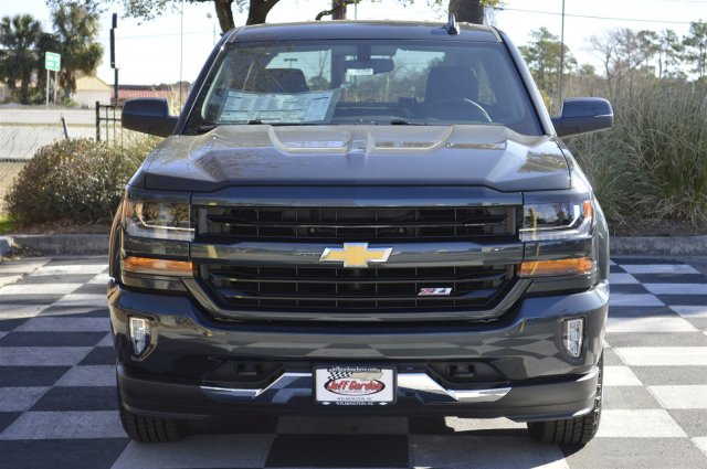 2017 Silverado 1500 Double Cab 4x4, Pickup #S1758 - photo 4
