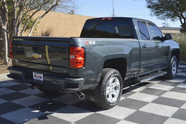 2017 Silverado 1500 Double Cab 4x4, Pickup #S1758 - photo 2