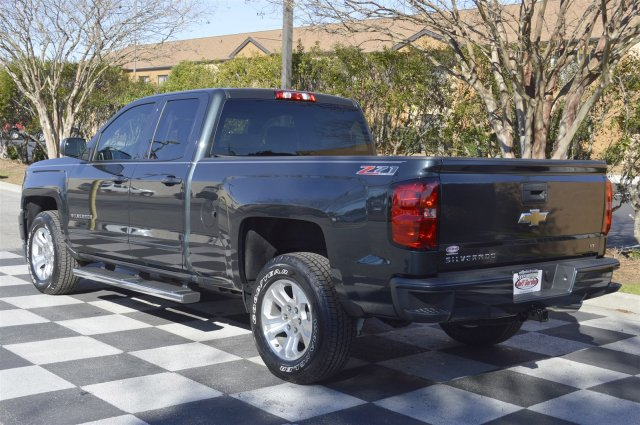 2017 Silverado 1500 Double Cab 4x4, Pickup #S1758 - photo 5