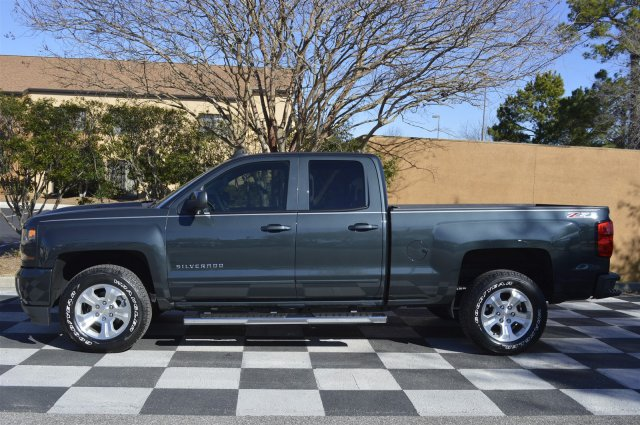 2017 Silverado 1500 Double Cab 4x4, Pickup #S1758 - photo 7