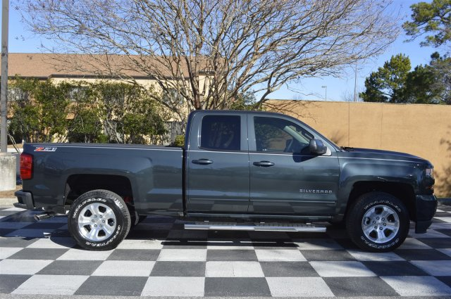 2017 Silverado 1500 Double Cab 4x4, Pickup #S1758 - photo 8