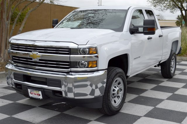 2017 Silverado 2500 Double Cab 4x4, Pickup #S1774 - photo 3