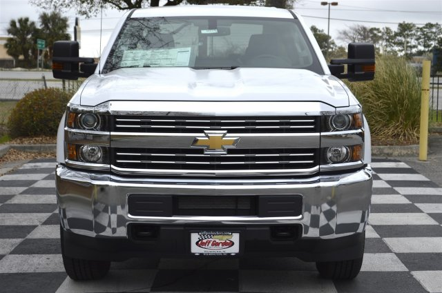 2017 Silverado 2500 Double Cab 4x4, Pickup #S1774 - photo 4