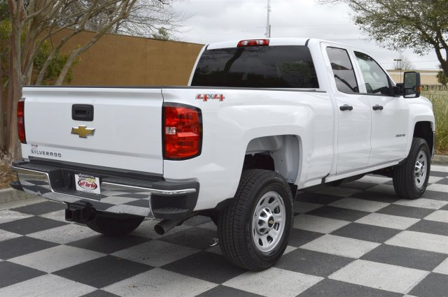2017 Silverado 2500 Double Cab 4x4, Pickup #S1774 - photo 2
