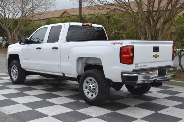 2017 Silverado 2500 Double Cab 4x4, Pickup #S1774 - photo 5