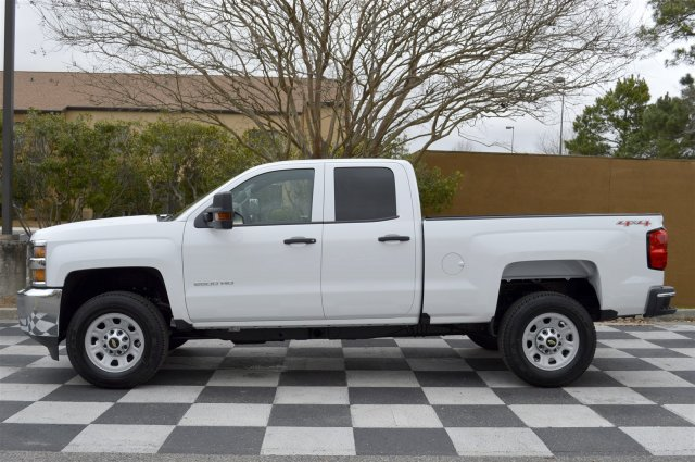 2017 Silverado 2500 Double Cab 4x4, Pickup #S1774 - photo 7