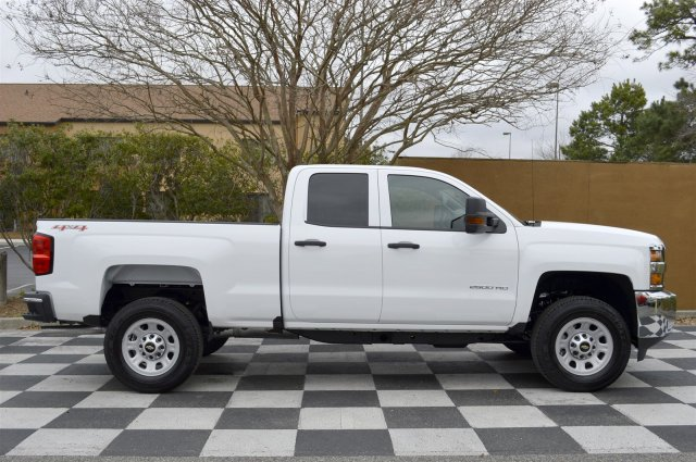 2017 Silverado 2500 Double Cab 4x4, Pickup #S1774 - photo 8