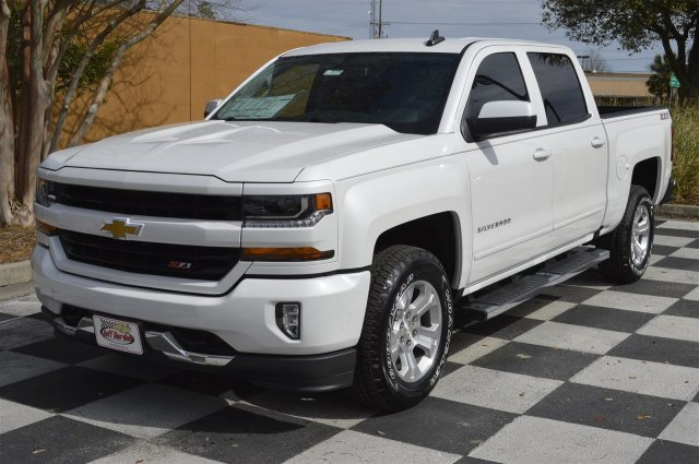 2017 Silverado 1500 Crew Cab 4x4, Pickup #S1779 - photo 3
