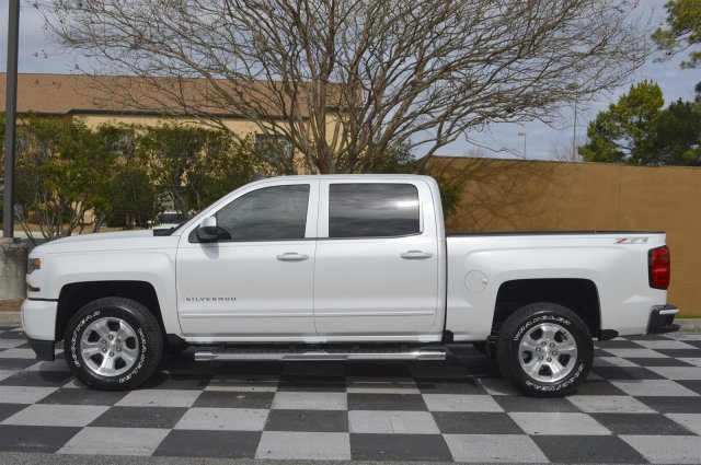 2017 Silverado 1500 Crew Cab 4x4, Pickup #S1779 - photo 7
