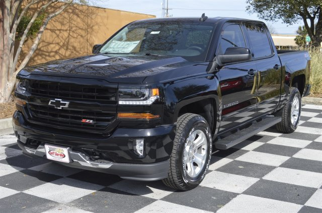 2017 Silverado 1500 Crew Cab 4x4, Pickup #S1780 - photo 3