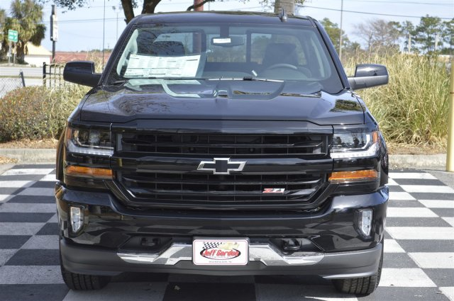 2017 Silverado 1500 Crew Cab 4x4, Pickup #S1780 - photo 4