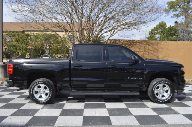 2017 Silverado 1500 Crew Cab 4x4, Pickup #S1780 - photo 8