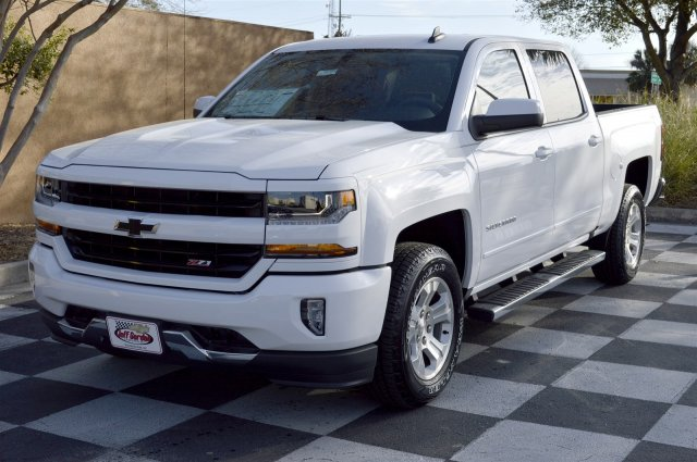 2017 Silverado 1500 Crew Cab 4x4, Pickup #S1785 - photo 3