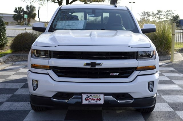2017 Silverado 1500 Crew Cab 4x4, Pickup #S1785 - photo 4