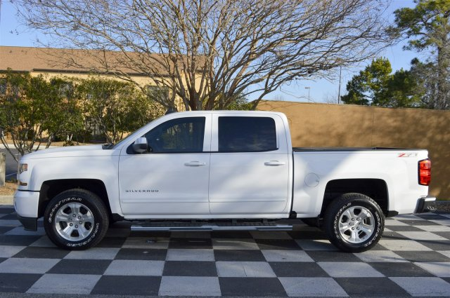 2017 Silverado 1500 Crew Cab 4x4, Pickup #S1785 - photo 7