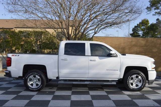 2017 Silverado 1500 Crew Cab 4x4, Pickup #S1785 - photo 8