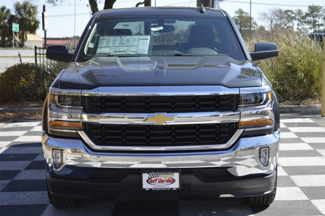 2017 Silverado 1500 Double Cab, Pickup #S1807 - photo 4