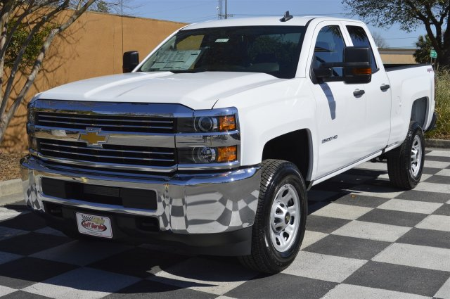 2017 Silverado 2500 Double Cab 4x4, Pickup #S1833 - photo 3