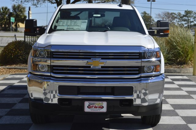 2017 Silverado 2500 Double Cab 4x4, Pickup #S1833 - photo 4