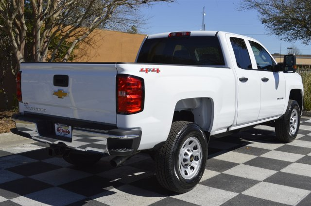 2017 Silverado 2500 Double Cab 4x4, Pickup #S1833 - photo 2