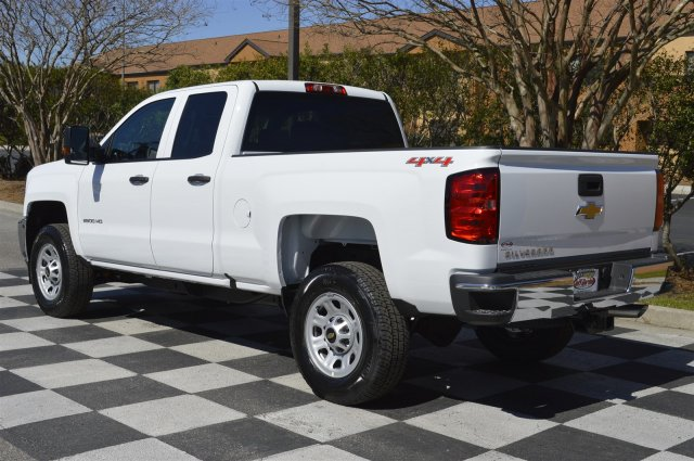 2017 Silverado 2500 Double Cab 4x4, Pickup #S1833 - photo 5
